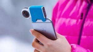 giroptic io 360 camera for iphone 5 681x383 300x169 راهنمای خرید هدست های واقعیت مجازی
